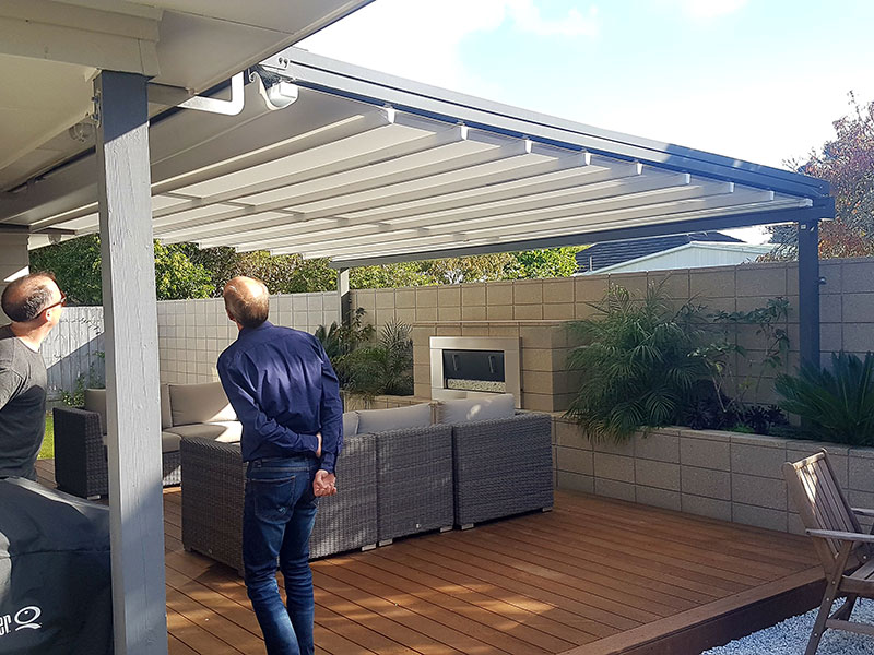 Automated Roof Systems Nelson Shade Solutions